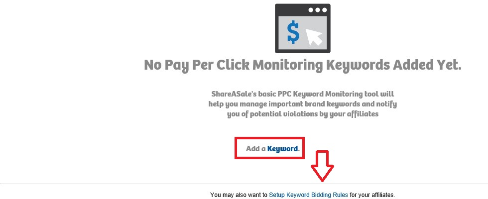 How to Monitor Branded Keywords in ShareASale