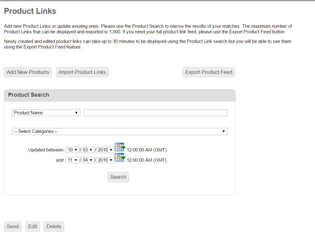 linkshare-product-links