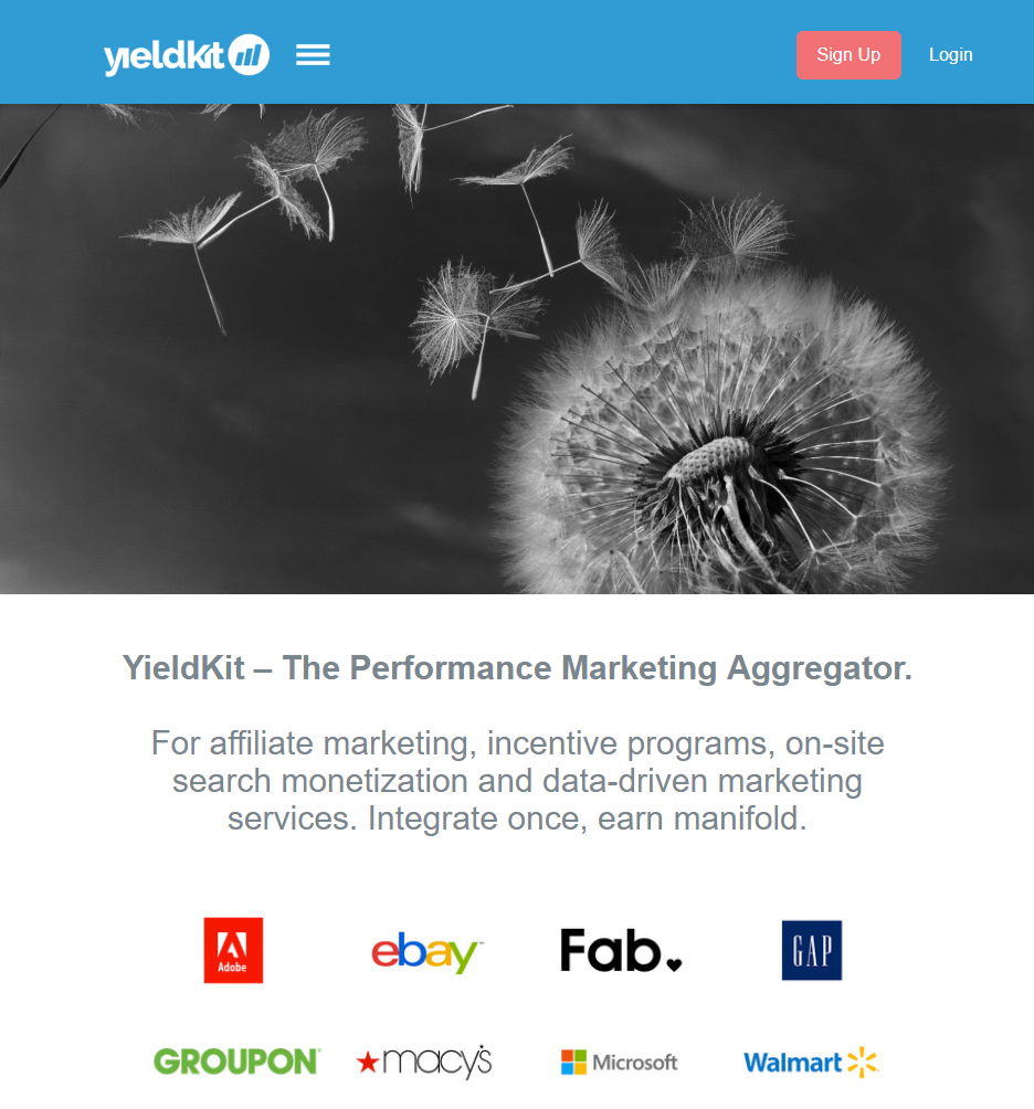 YieldKit content monetization platform